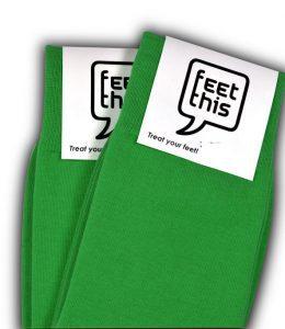 Groene-sokken